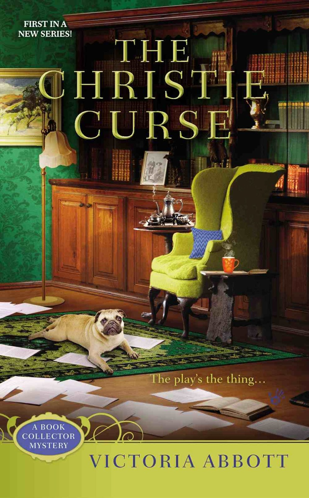 Review: The Christie Curse By Victoria Abbott