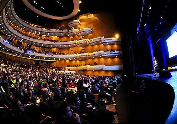 Auditorio Sodre Montevideu