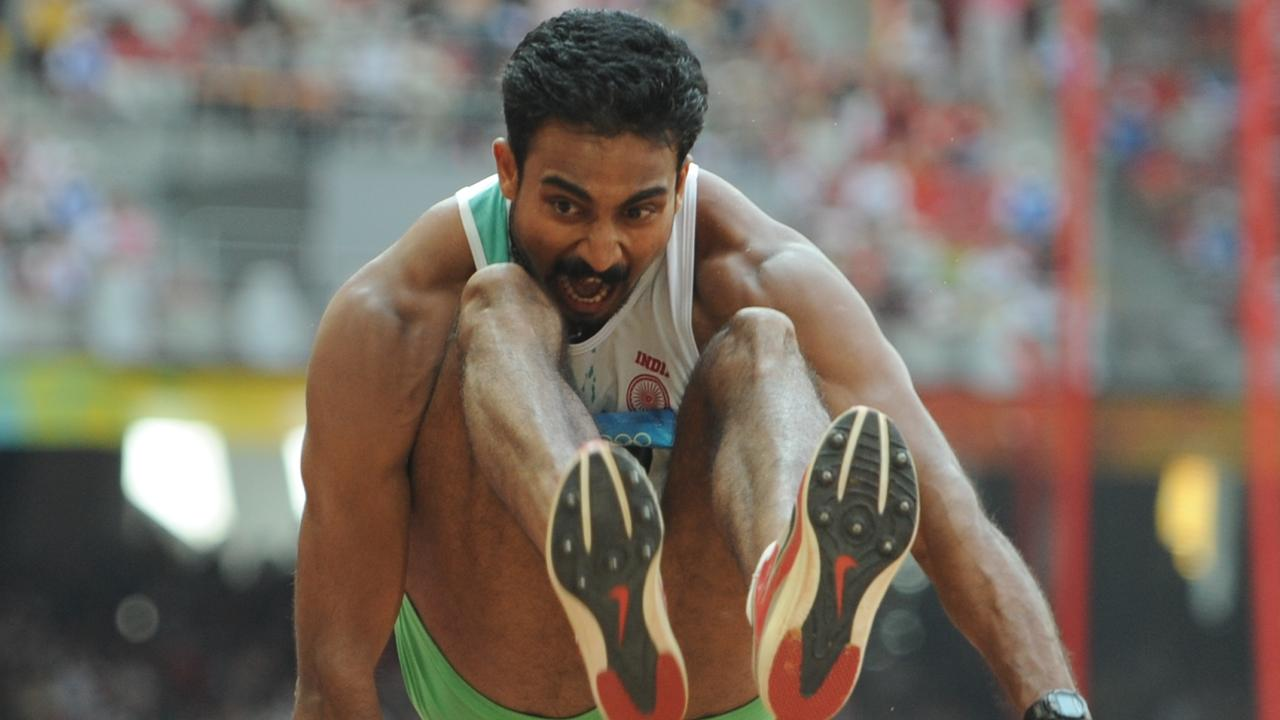 Renjith Maheshwary (Athletics) - Arjuna Award