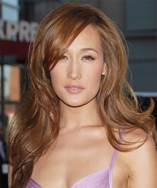 asian hair color brown
