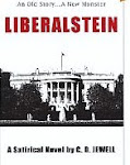 Here's the Paperback edition of Liberalstein: A Political Farce