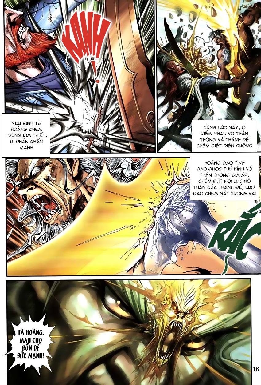 Thần binh huyền kỳ 3 - 3.5 Chapter 64 - Hamtruyen.vn