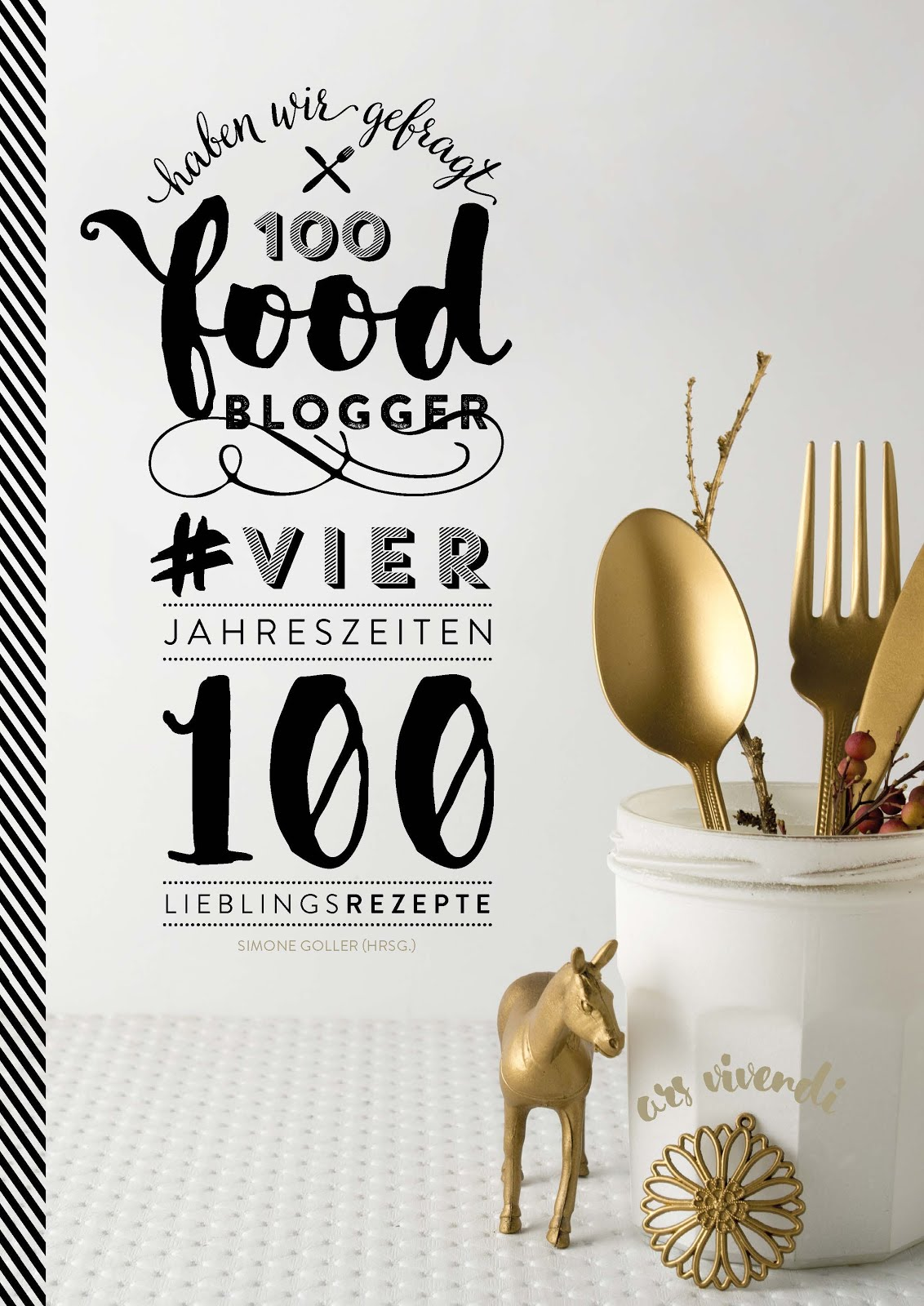 100 food BLOGGER ... ist da!
