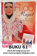 NEW ITEMS - BUKU HIJAB RAJUT