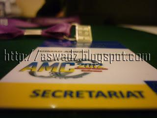 sekretariat, conference committee