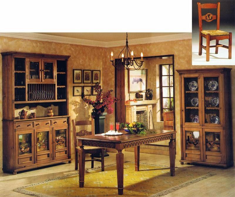 tud se o conoces los estilos del mueble On catalogo muebles rusticos