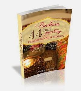 Panduan Berpantang 44 Hari Tradisional & Moden!Sila Klik Pada Cover