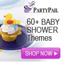 PartyPail: baby shower supplies and decorations