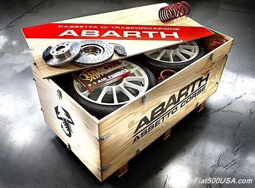 Abarth Esseesse Kit