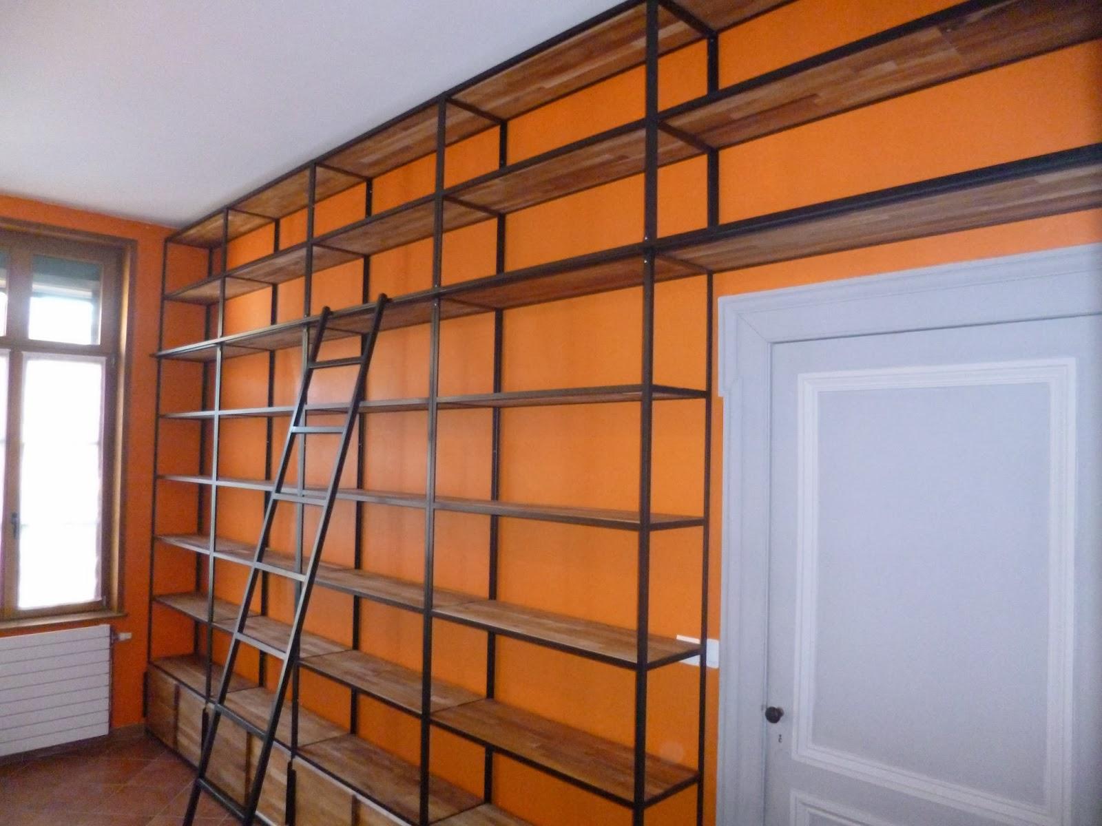 Blog de la maison de l 39 imaginarium l 39 ambiance factory - Meuble bibliotheque grande hauteur ...