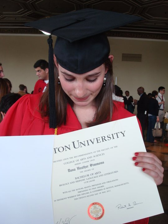 BU Graduation