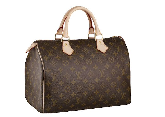 Louis Vuitton Speedy on Design and fashion recipes by Cristina Dal Monte