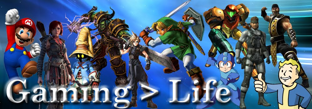 Gaming > Life