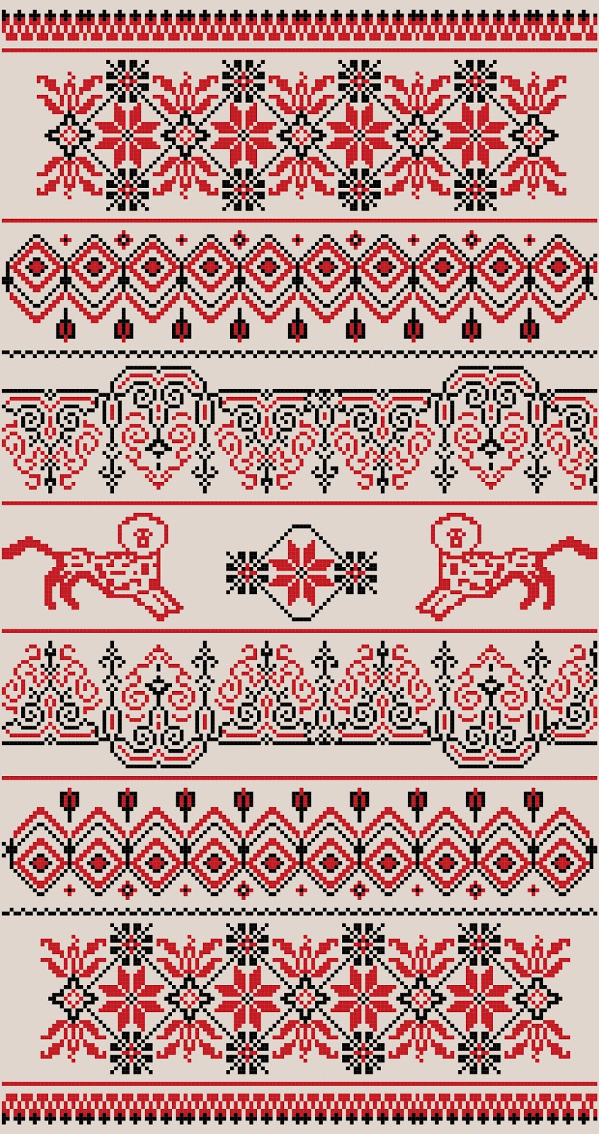 1000 images about folk motifs and fantasy creatures on pinterest - Beautiful romanian folk motifs ...