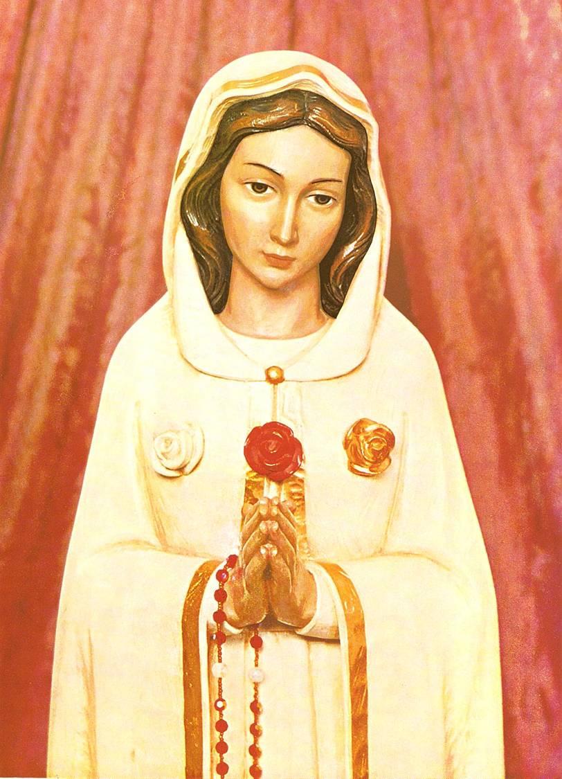 Maria, Rosa Mística