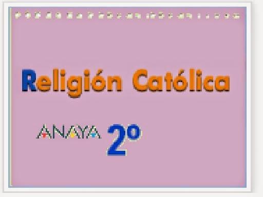 Actividades interactivas religión