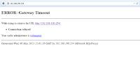 Mikrotik web proxy simple configuration