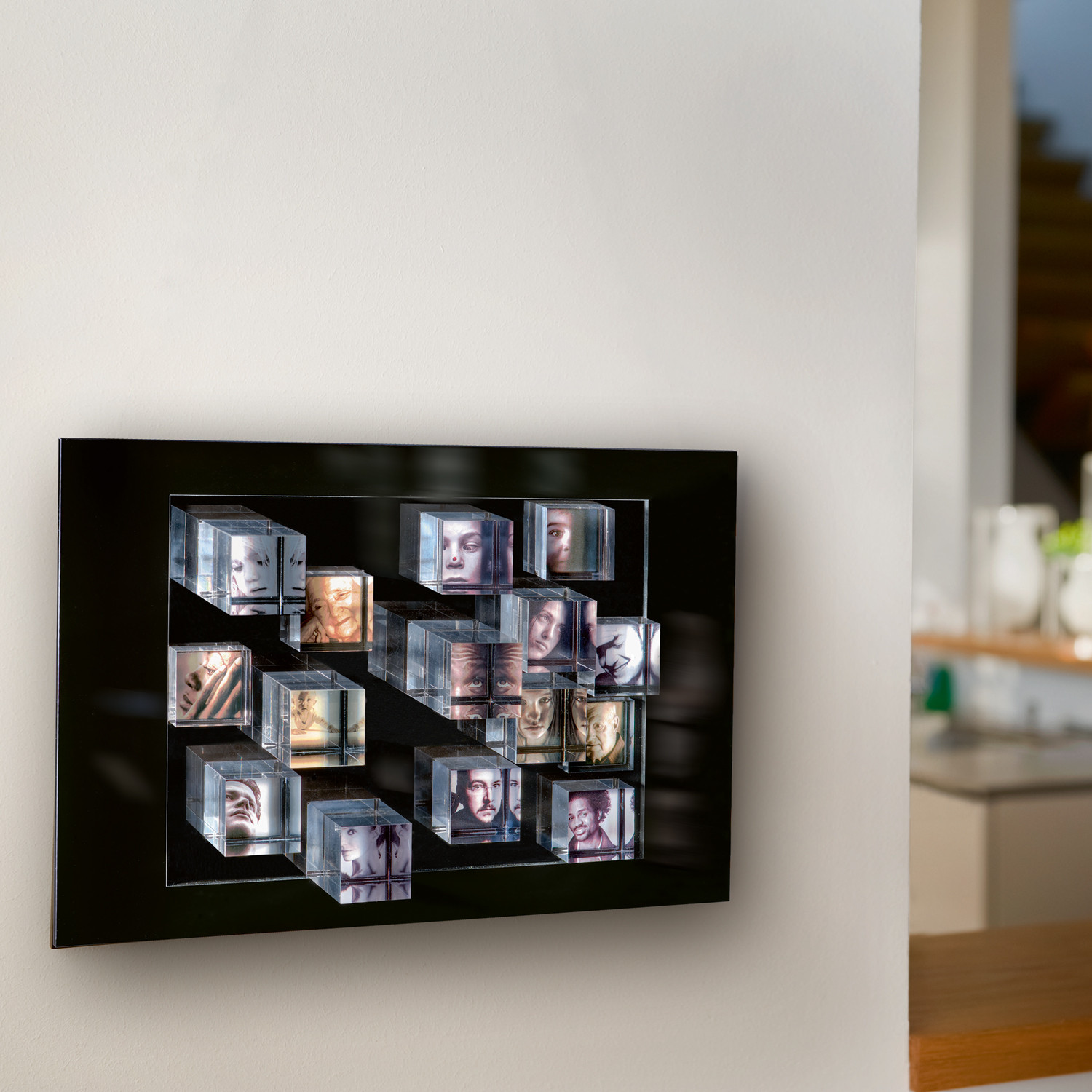 Rocky Mountain Photo Frame by Phillipi Design