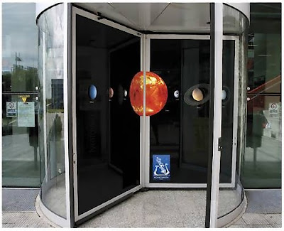 Clever and Creative Revolving Door Advertisements (20) 10