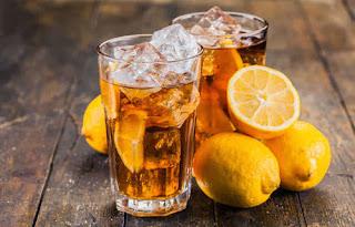 Cara Bikin Ice Lemon Tea