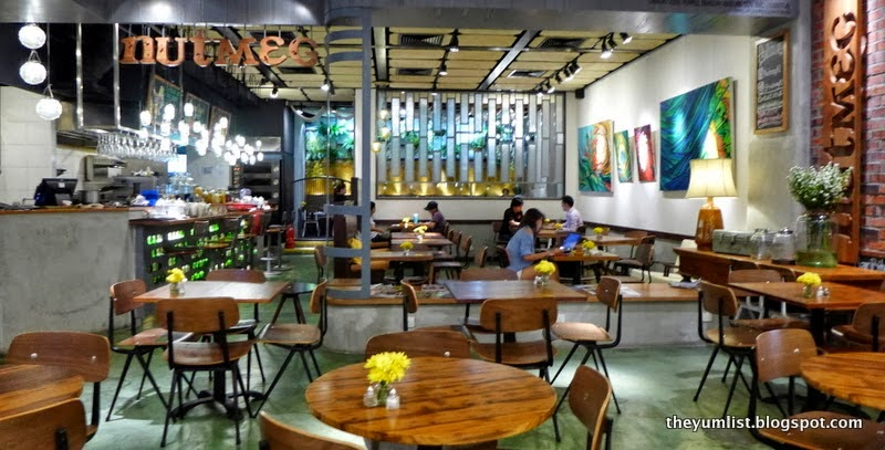 one example would be nutmeg which recently opened in bangsar village 2