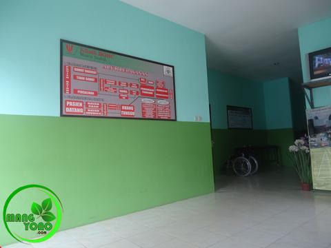 Kerja di VICO tes Kesehatan di Klinik BOHC Muara Badak