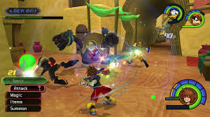 kingdom hearts downloadable games for pc