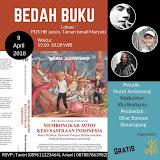 Bedah Buku MMKI di PDS H.B. Jassin