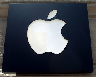 Logo o símbolo de Apple