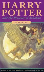 rowling azkaban cover