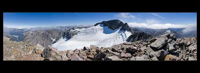 Łukasz Kocewiak - Dwa wierzchołki Mt Rolleston