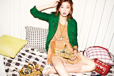 Lee Ho Jung - Campus10 Magazine September Issue 2013