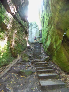 Cantwell Cliffs Hocking Hills Ohio