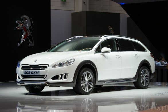 peugeot 508 rxh new car price specification review images. Black Bedroom Furniture Sets. Home Design Ideas
