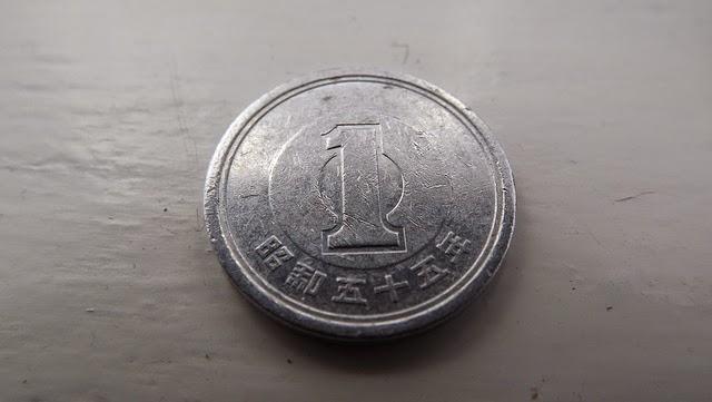 Moneda de un yen