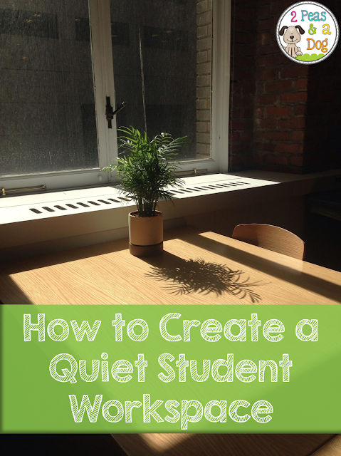 Helping students stay on task can be a bit challenging. Read this quick blog post to see some quick ideas to assist students in their quiet work journey.