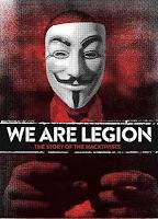 descargar JSomos Legión. La historia de los hackers gratis, Somos Legión. La historia de los hackers online