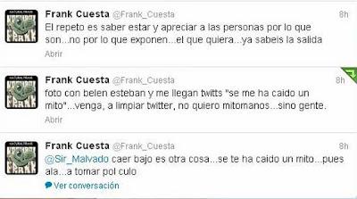 frank de la jungla tweets belen esteban