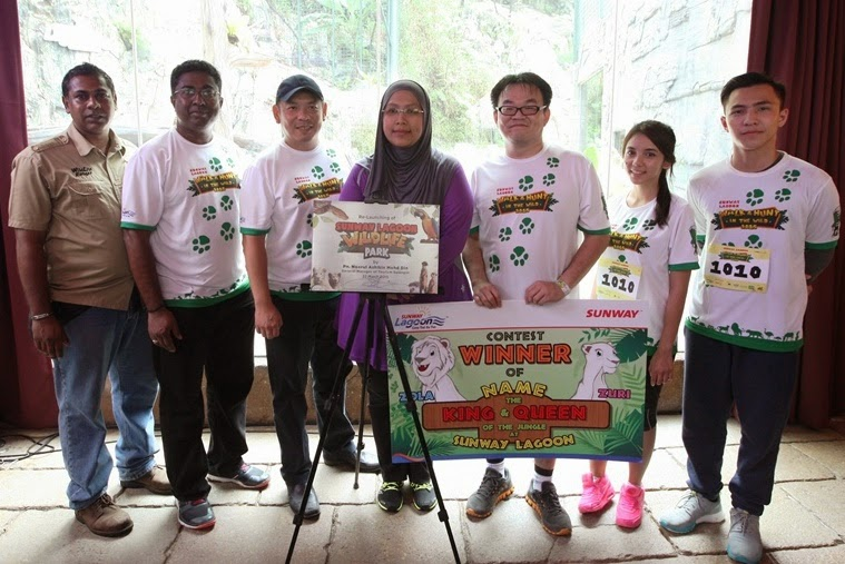 Walk & Hunt in the Wild Carnival 2015, Sunway Lagoon, Sunway Lagoon Walk & Hunt in the Wild