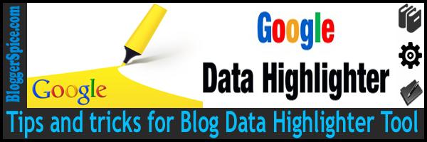 highlight data