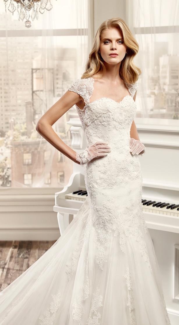 Fabulosos vestidos de novias | Colección Nicole Spose