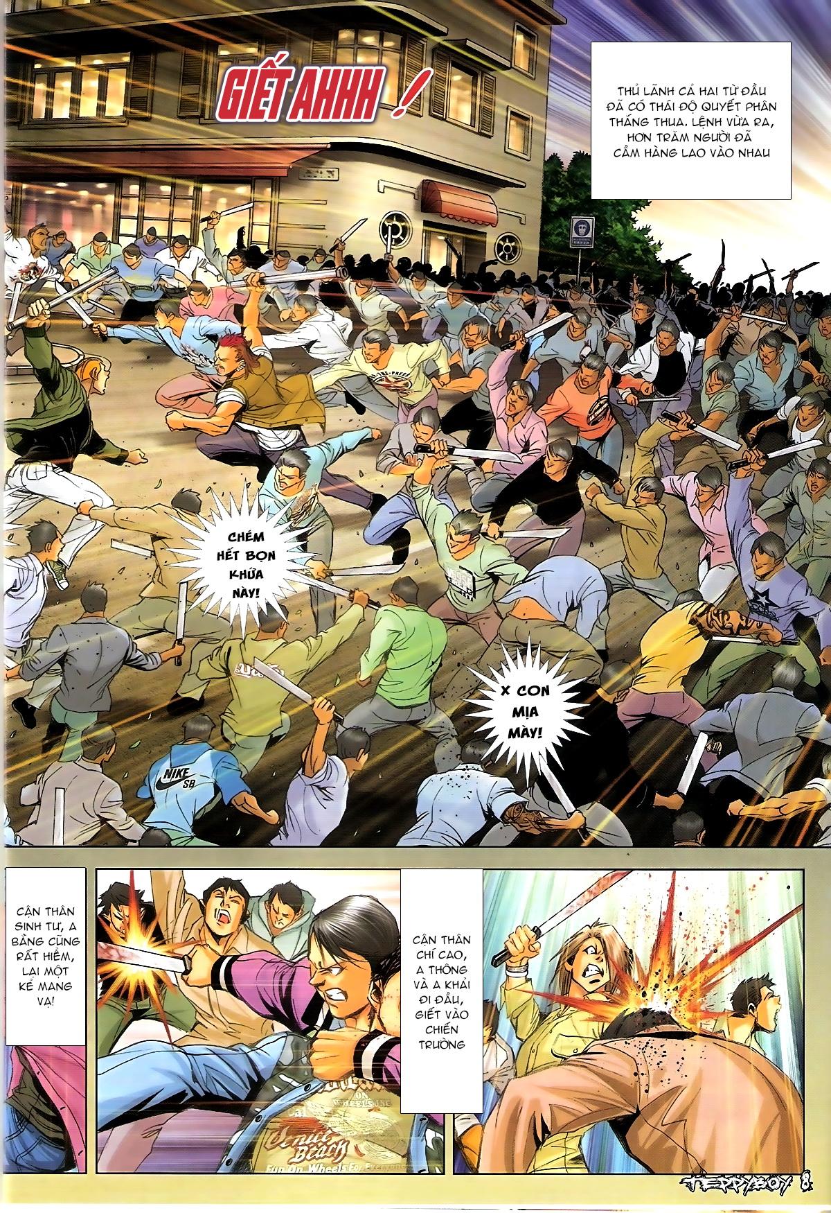Người Trong Giang Hồ Chap 1358 - Truyen.Chap.VN