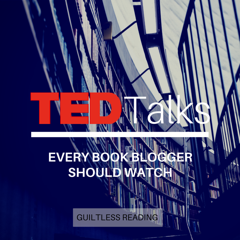 TED Talks Every Book Blogger Should Watch