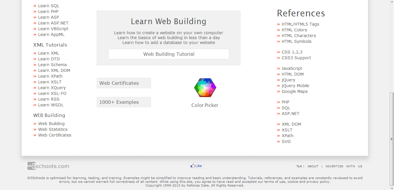 Download W3school Offline Version 2015 Highly Compressed A Href