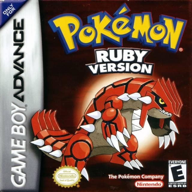 download game pokemon ruby gia lap