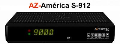 Nova Atualização Azamerica S912 Hd V246 05-03-2013