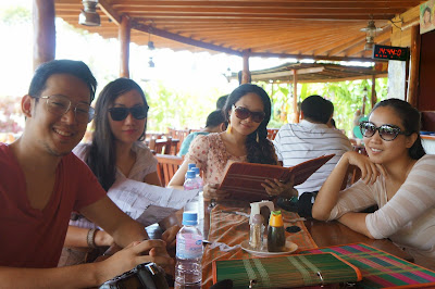 Trisha Sebastian Lunch with Family in Ka Inato Puerto Princesa Palawan