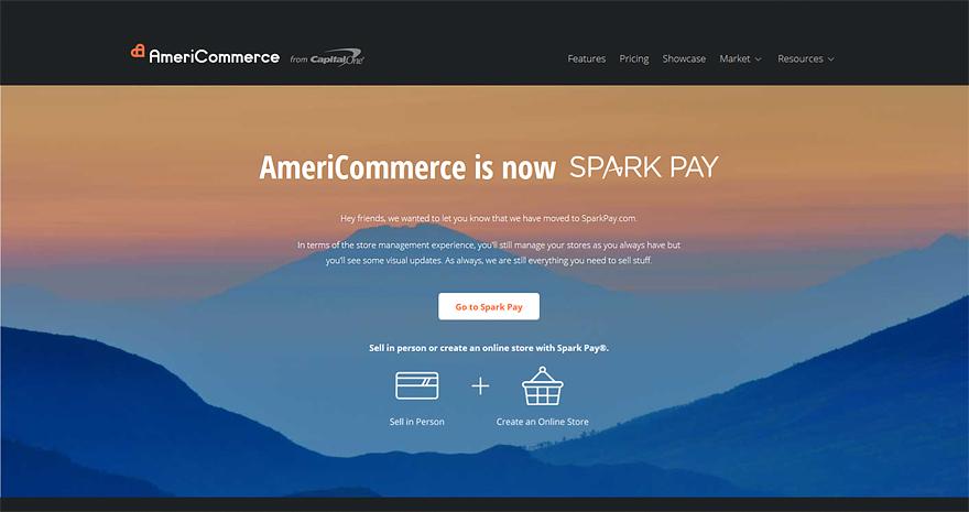 AmeriCommerce for e-Commerce