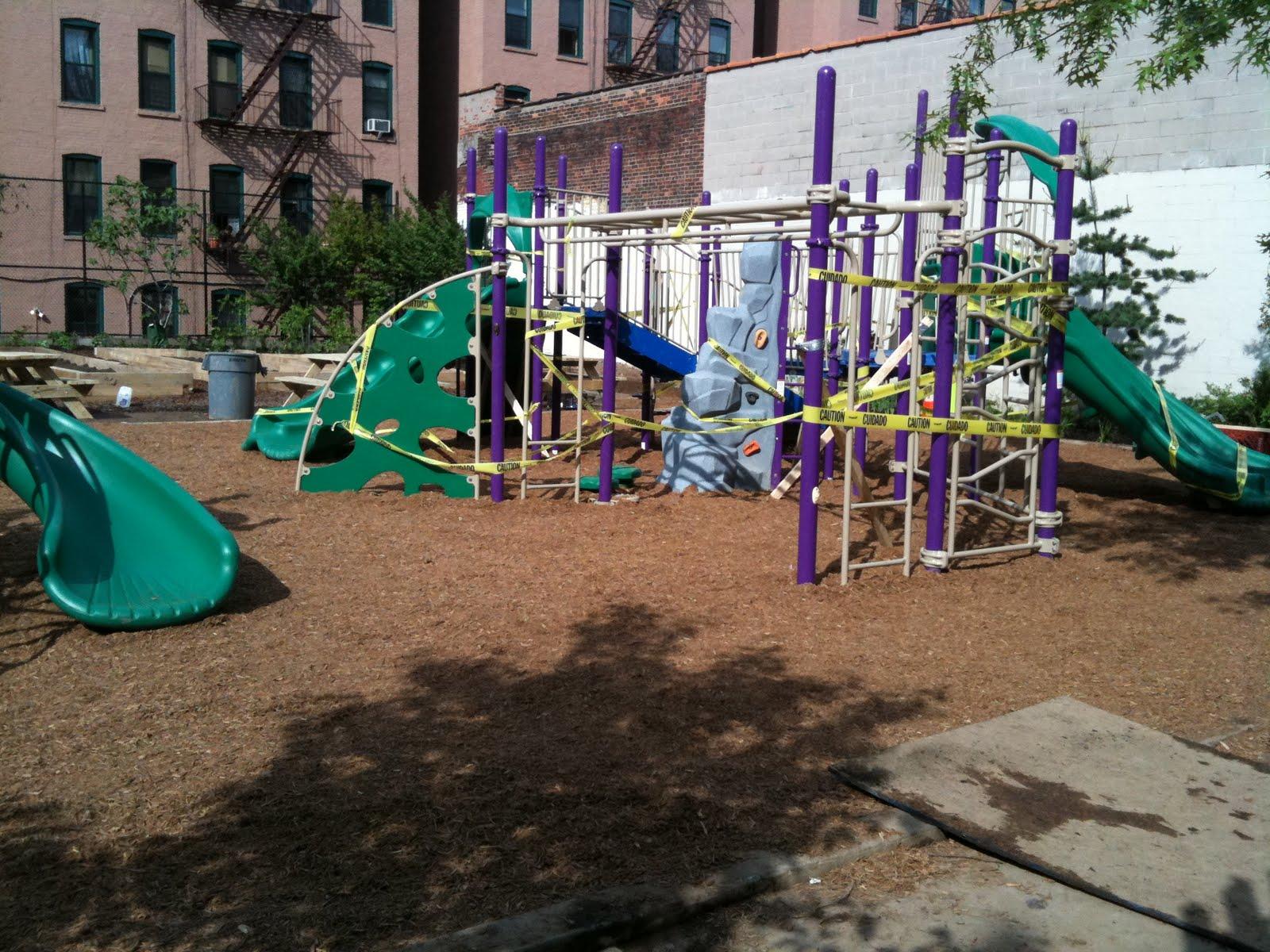 H A R L E M + B E S P O K E: ☞ WALK: The East 103rd Garden Renovation
