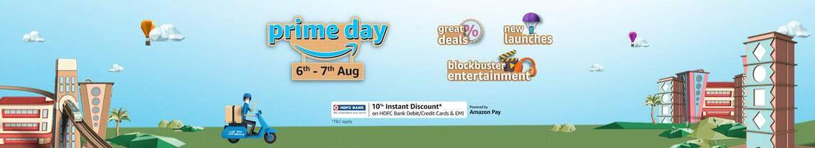 Try Amazon Prime with MDUROHTAK.in !!